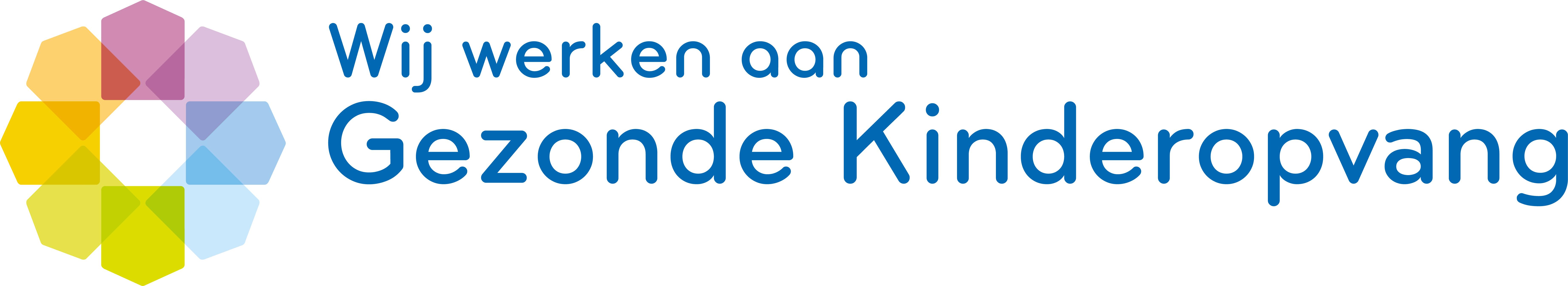 gezonde kinderopvang logo